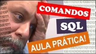 Comandos SQL Aula #1