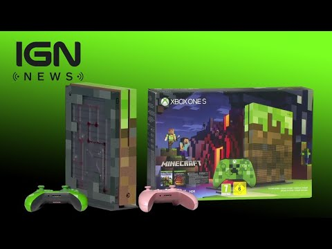 New Xbox One S Bundles Coming Soon - IGN News