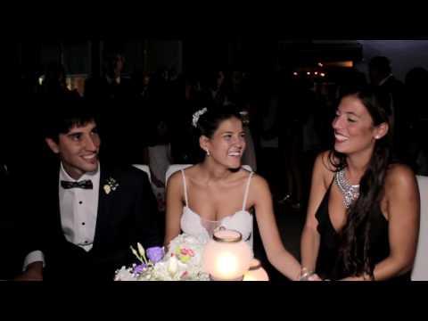 Casamiento Juan Pablo y Carolina