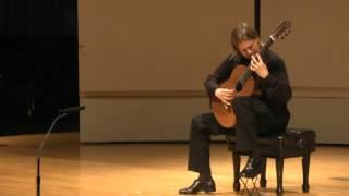 Jacques Hétu - Intermezzo op.80 --- Otto Tolonen, guitar --- GFA Finals 2009