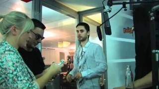 30 Seconds To Mars Interview Big FM Germany August 11, 2011