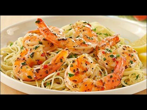 Shrimp Scampi Recipe - How to make Classic Shrimp Scampi