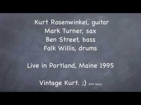 Xxx Mp4 Kurt Rosenwinkel Quartet Deep Song LIVE Mark Turner Sax Ben Street Bass Falk Willis Drums 3gp Sex