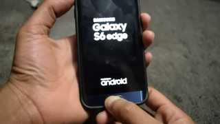 How to Un-brick S6 Edge/S6 In A Failed Root!