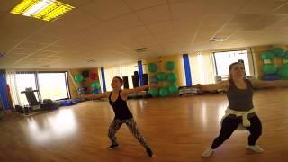 ZIN 62 Shut up & Dance - Zumba choreo by Kenneth