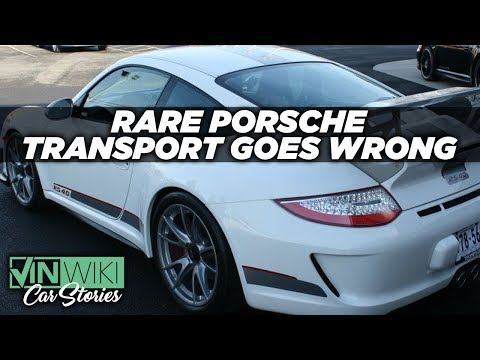 Xxx Mp4 Uninsured Russian Truckers Ship A GT3 RS 4 0 And 3gp Sex