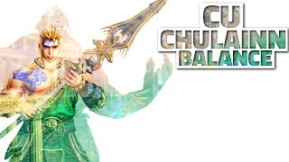SMITE Cu Chulainn Balance Discussion: OP OR TRASH?