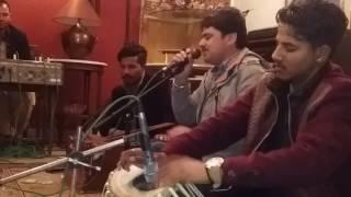 Mubarak Ali Sawan ( Teri Ankhoon k daray ka ootrna b zarori tha) Banegala Islamabad