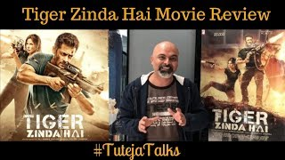 Tiger Zinda Hai || Movie Review || Salman Khan || Katrina Kaif || TutejaTalks