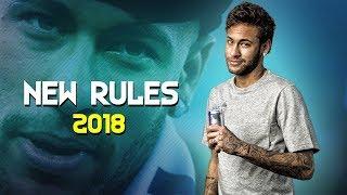 Neymar Jr ● New rules ● Skills, Assists & Goals 2018 | HD