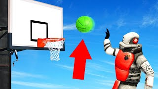BASKETBALL HIDING PROP HUNT! (Gmod Funny Moments)