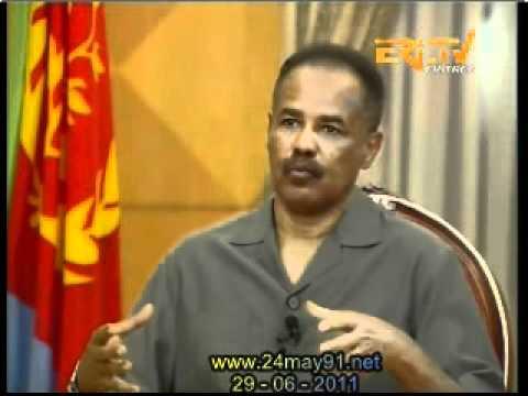 President Isaias Afewerki interview with Sudan TV