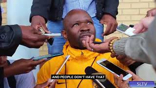 Komphela: South Africans Are Not A Patient Nation