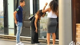 Asking Hot/Sexy Girls For Nudes Prank