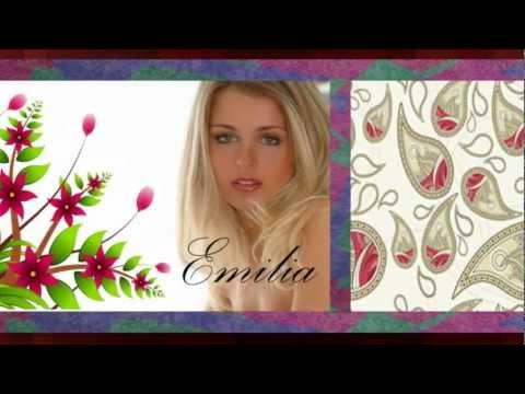Emilia Rizzo video slide show      Tom Spar wlb 403 66.