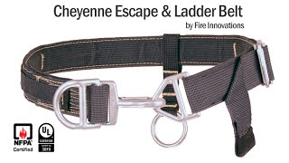 Cheyenne Escape Belt by Fire Innovations