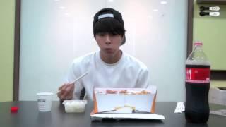 [CC/ENG SUBS] 150715 EAT JIN (Feat. Jungkook)