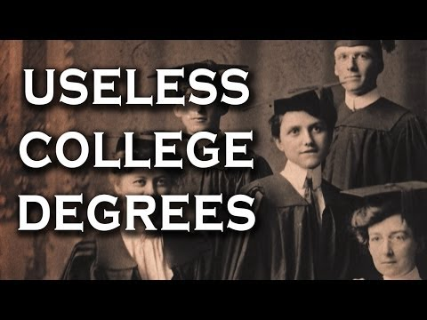 Xxx Mp4 Top 10 Useless College Degrees And Classes 3gp Sex