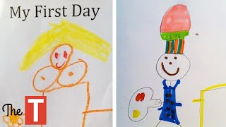 The Most Hilarious Kid Drawings