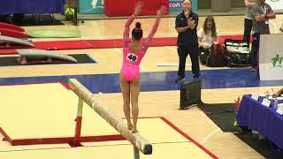 Sunisa Lee - Balance Beam Final - 2018 Pacific Rim Championships