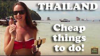 Dirt Cheap - Thailand (Bangkok, Pataya, Au Nang and Krabi)