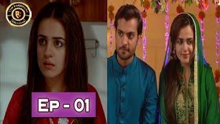 Ghayal Ep 01 - 21st July 2016 ARY Digital Top Pakistani Drama
