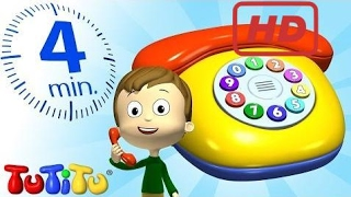 School for Kids |  TuTiTu Specials | Phone | Toys and Songs for Children
