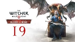 WITCHER 3: Blood and Wine #19 - A Knight's Tales