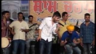 Ninja and Kamal Khan with Masha Ali  excellent live performance new punjabi songs 2016