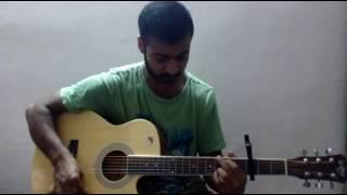 Tere bina heropanti guitar lesson