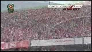 Perspolis Sepahan second Goal