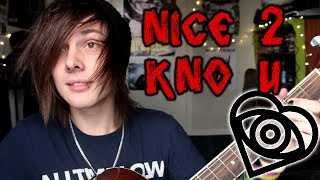 All Time Low: Nice 2 Kno U - Acoustic