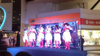[Fancam] 20151031 แหกนะคะ By Defvalen @The mall bangkapi