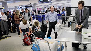 TSA de-cluttering tests get attention from ACLU