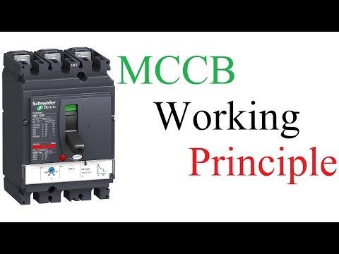 MCB ,MCCB , Moulded Case Circuit Breaker , Electrical Breakers In Hindi