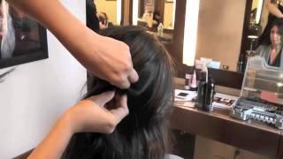 Sexy ponytail/ Coqueta cola de caballo