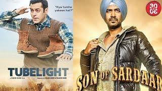 Salman Khan's 'Tubelight' to be shorter in length | Son Of Sardaar To Have A Sequel