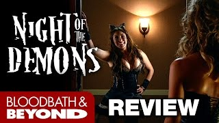 Night of the Demons (2009) - Horror Movie Review