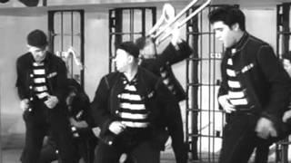 Elvis Presley - Jailhouse Rock (HD Music Video)