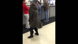 The Crazy Waiting at the DMV