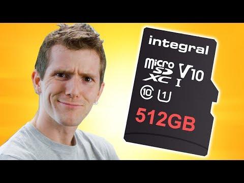Xxx Mp4 Using Phone As 512GB Game Drive WE FAILED 3gp Sex