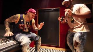 TrapXFicante & Privado - Rvssian, Nicky Jam, Farruko, Sean Paul (in Studio) @rvssianhcr