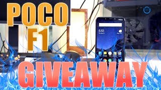 🔥POCO Phone India Giveaway!!🔥5 Things To Know Before Buying POCO F1!