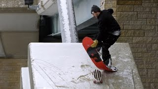 Jib Madness in Minnesota | Stronger Sessions Ep 1