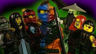 LEGO NINJAGO THE MOVIE PART 28 - SKYBOUND - THE TYRANNY OF NADAKHAN - SEASON FINALE!!!