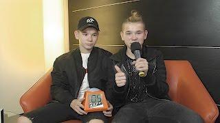 Marcus & Martinus - 60 Sekunden Challenge | Bubble Gum TV