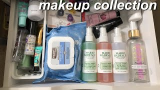 MAKEUP COLLECTION OF A 13 YEAR OLD 2019