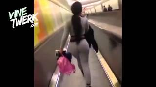 Black Girls Twerk Best: Vine Twerking Compilation 2015