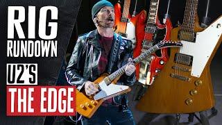 Rig Rundown - U2's The Edge