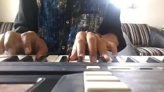 'TUM HI HO'  THEME TONE PIANO COVER